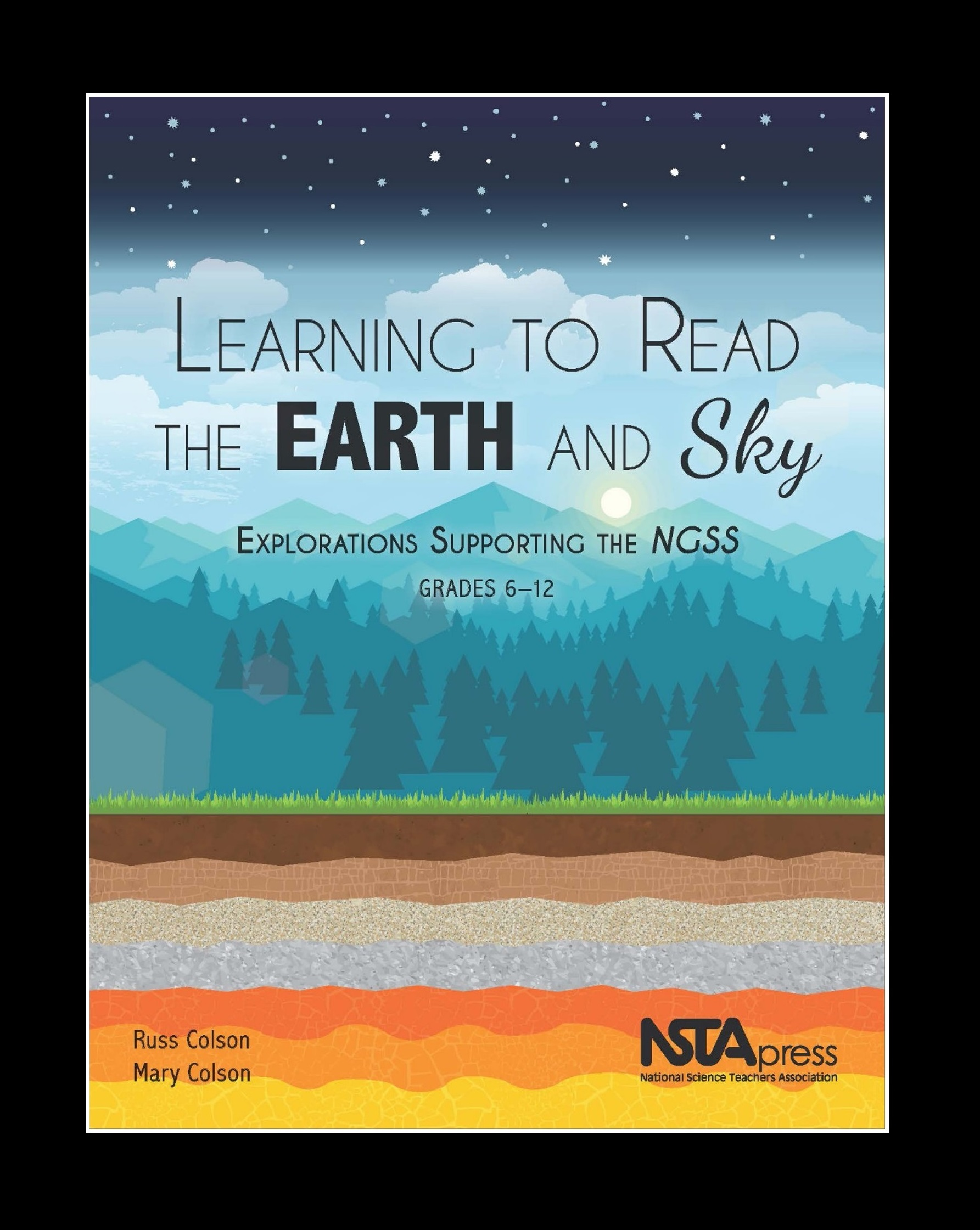 Learning to Read the Earth and Sky cover
